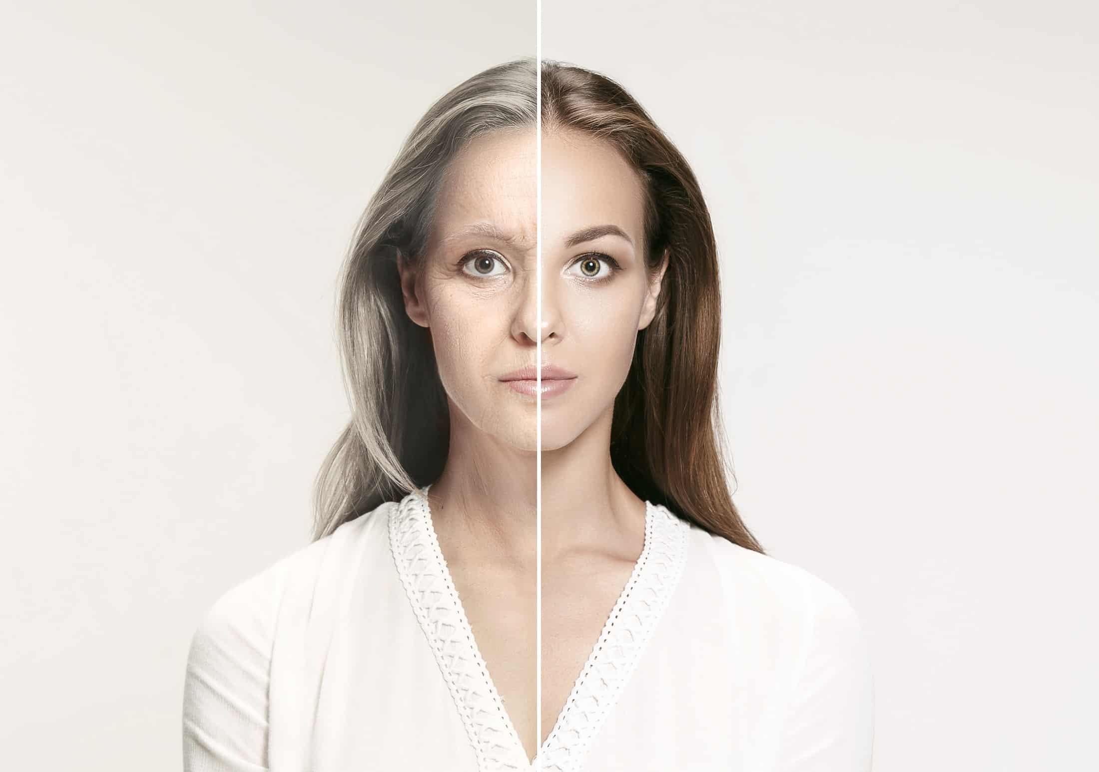 Jak wraz z wiekiem zmienia się skóra?